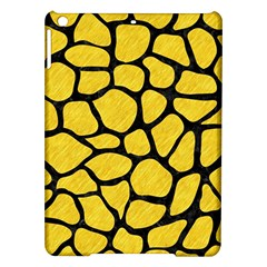 Skin1 Black Marble & Yellow Colored Pencil (r) Ipad Air Hardshell Cases by trendistuff