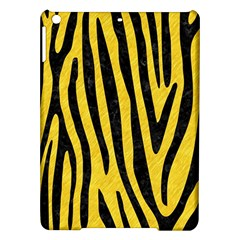 Skin4 Black Marble & Yellow Colored Pencil (r) Ipad Air Hardshell Cases by trendistuff