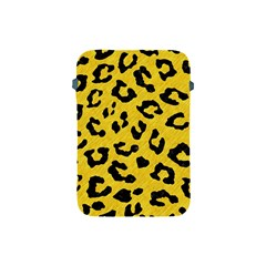 Skin5 Black Marble & Yellow Colored Pencil (r) Apple Ipad Mini Protective Soft Cases by trendistuff