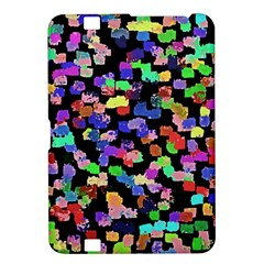 Colorful Paint Strokes On A Black Background                          Samsung Galaxy Premier I9260 Hardshell Case by LalyLauraFLM