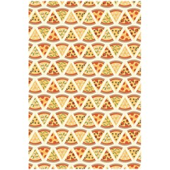 Food Pizza Bread Pasta Triangle 5 5  X 8 5  Notebooks by Mariart