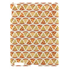 Food Pizza Bread Pasta Triangle Apple Ipad 3/4 Hardshell Case by Mariart