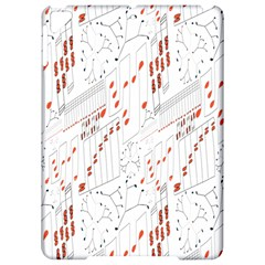 Musical Scales Note Apple Ipad Pro 9 7   Hardshell Case by Mariart