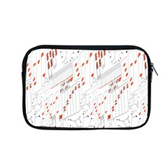 Musical Scales Note Apple Macbook Pro 13  Zipper Case by Mariart