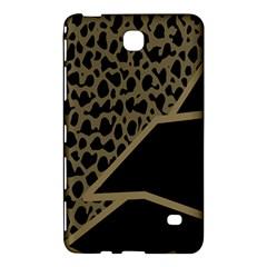 Polka Spot Grey Black Samsung Galaxy Tab 4 (8 ) Hardshell Case  by Mariart