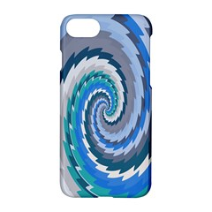 Psycho Hole Chevron Wave Seamless Apple Iphone 7 Hardshell Case by Mariart