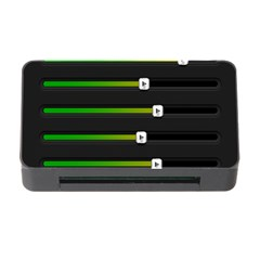 Stock Illustration Rendering Seven Volume Memory Card Reader With Cf by Mariart