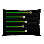 Stock Illustration Rendering Seven Volume Pillow Case (Two Sides) Front