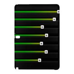Stock Illustration Rendering Seven Volume Samsung Galaxy Tab Pro 12 2 Hardshell Case by Mariart