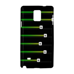 Stock Illustration Rendering Seven Volume Samsung Galaxy Note 4 Hardshell Case by Mariart