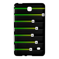 Stock Illustration Rendering Seven Volume Samsung Galaxy Tab 4 (8 ) Hardshell Case  by Mariart