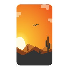 Sunset Natural Sky Memory Card Reader by Mariart