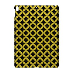 Circles3 Black Marble & Yellow Leather (r) Apple Ipad Pro 10 5   Hardshell Case by trendistuff