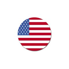 UnitedStates Golf Ball Marker by nazimsiteler