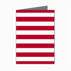 UnitedStates Mini Greeting Cards (Pkg of 8) by nazimsiteler