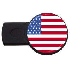 UnitedStates USB Flash Drive Round (1 GB) by nazimsiteler