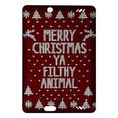 Ugly Christmas Sweater Amazon Kindle Fire Hd (2013) Hardshell Case by Valentinaart