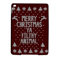 Ugly Christmas Sweater Ipad Air 2 Hardshell Cases by Valentinaart