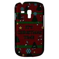 Ugly Christmas Sweater Galaxy S3 Mini by Valentinaart