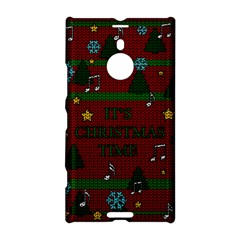 Ugly Christmas Sweater Nokia Lumia 1520 by Valentinaart