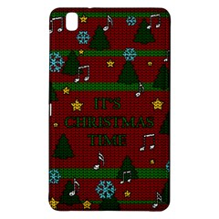 Ugly Christmas Sweater Samsung Galaxy Tab Pro 8 4 Hardshell Case by Valentinaart