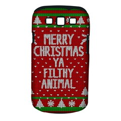 Ugly Christmas Sweater Samsung Galaxy S Iii Classic Hardshell Case (pc+silicone)