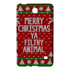Ugly Christmas Sweater Samsung Galaxy Tab 4 (8 ) Hardshell Case  by Valentinaart