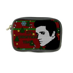 Elvis Presley   Christmas Coin Purse by Valentinaart