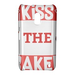 Kiss The Baker Nokia Lumia 620 by BakersandArtists