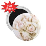 Pastel Roses Antique Vintage 2.25  Magnets (100 pack)