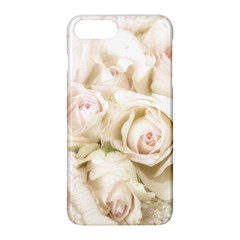 Pastel Roses Antique Vintage Apple Iphone 8 Plus Hardshell Case by Celenk