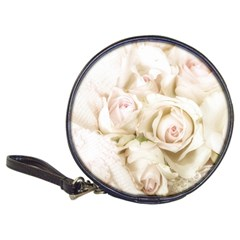 Pastel Roses Antique Vintage Classic 20 Cd Wallets