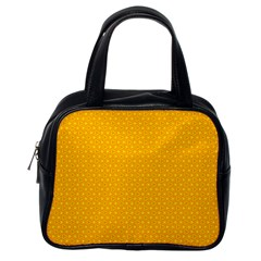 Texture Background Pattern Classic Handbags (one Side)