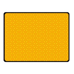 Texture Background Pattern Fleece Blanket (small)
