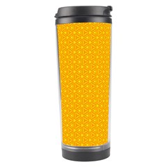 Texture Background Pattern Travel Tumbler