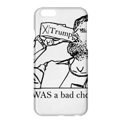 Trump Novelty Design Apple Iphone 6 Plus/6s Plus Hardshell Case by PokeAtTrump