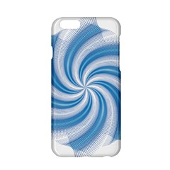 Prismatic Hole Blue Apple Iphone 6/6s Hardshell Case by Mariart