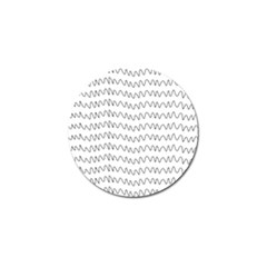 Tattoos Transparent Tumblr Overlays Wave Waves Black Chevron Golf Ball Marker (4 Pack)