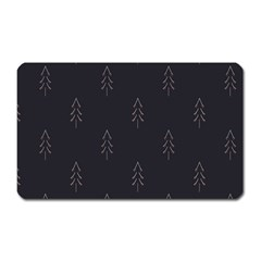 Tree Christmas Magnet (rectangular) by Mariart