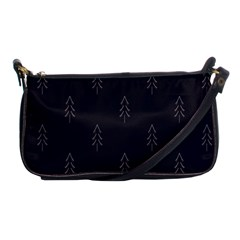 Tree Christmas Shoulder Clutch Bags by Mariart