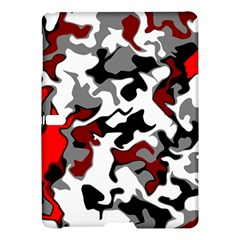 Vector Red Black White Camo Advance Samsung Galaxy Tab S (10 5 ) Hardshell Case  by Mariart