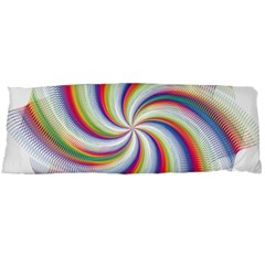 Prismatic Hole Rainbow Body Pillow Case Dakimakura (two Sides) by Mariart