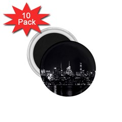 New York Skyline 1 75  Magnets (10 Pack)
