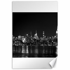 New York Skyline Canvas 24  X 36