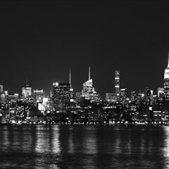 New York Skyline Magic Photo Cubes