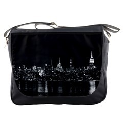 New York Skyline Messenger Bags
