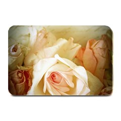 Roses Vintage Playful Romantic Plate Mats by Celenk