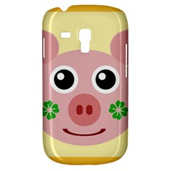 Luck Lucky Pig Pig Lucky Charm Galaxy S3 Mini by Celenk