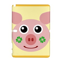 Luck Lucky Pig Pig Lucky Charm Galaxy Note 1 by Celenk