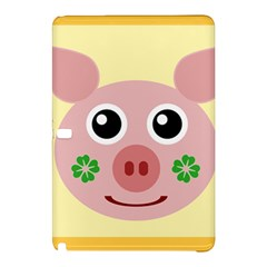 Luck Lucky Pig Pig Lucky Charm Samsung Galaxy Tab Pro 10 1 Hardshell Case by Celenk